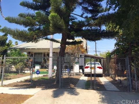 501 E 60th St, Los Angeles, CA 90003
