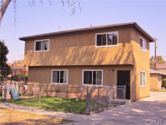 7802 Whitsett Ave, Los Angeles, CA 90001