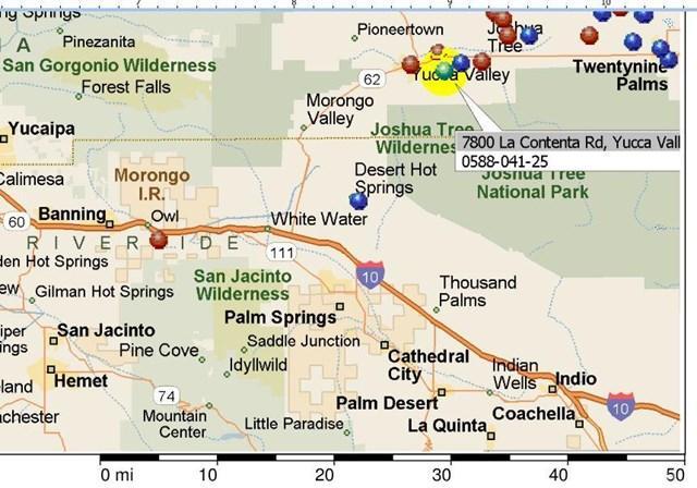 7800 La Contenta Rd, Yucca Valley, CA 92284