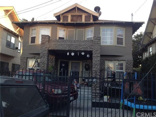 182 E 35th St, Los Angeles, CA 90011