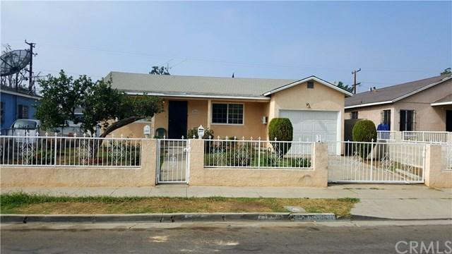 15313 S Frailey Ave, Compton, CA 90221