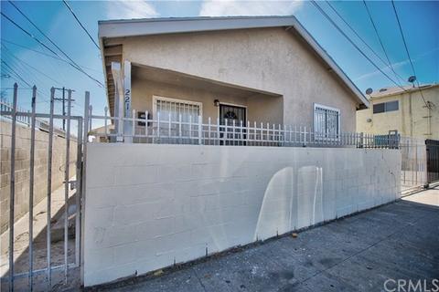 2218 Naomi Ave, Los Angeles, CA 90011