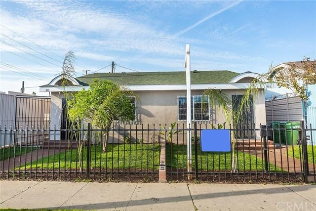 953 W 81st St, Los Angeles, CA 90044