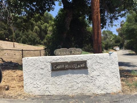 0 Carrie Hills Ln, La Habra Heights, CA