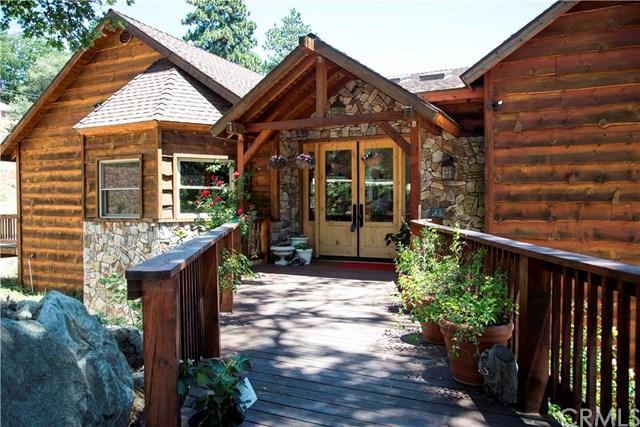 21727 Devils Canyon Rd, Cedarpines Park CA 92322