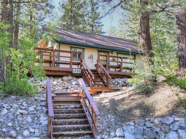 1202 Canyon, Fawnskin CA 92333