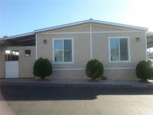 4041 Pedley Rd #81, Riverside, CA 92509
