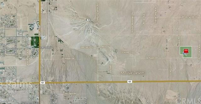 0 Mojave, 29 Palms, CA