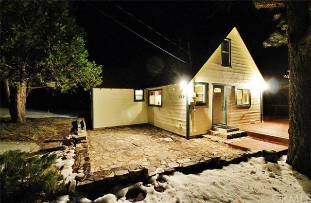 559 Chipmunk Ln, Big Bear Lake CA 92315