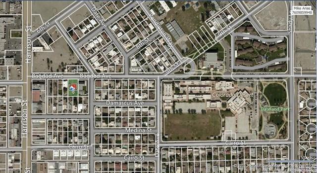 0 Bagdad Avenue, Coachella, CA 92236
