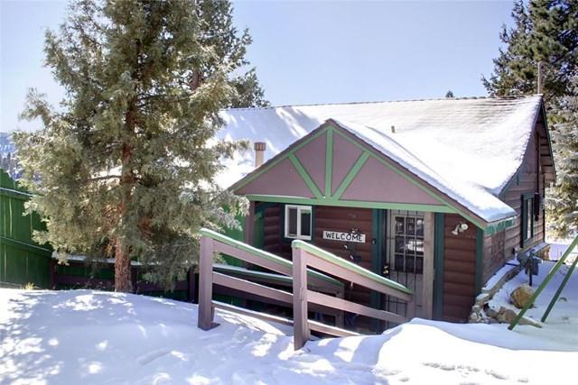 39365 Lodge Rd, Fawnskin CA 92333