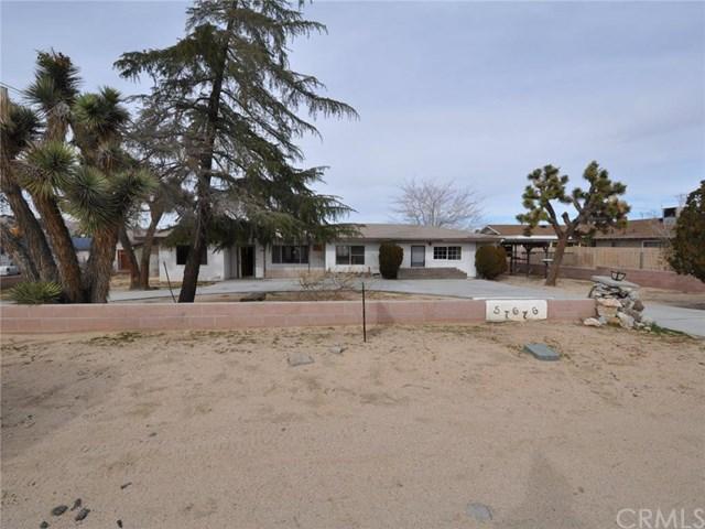 57676 Pueblo Trl, Yucca Valley CA 92284