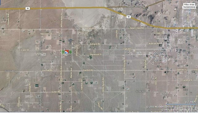 0 Willow Wells Road, Lucerne Valley, CA 92356