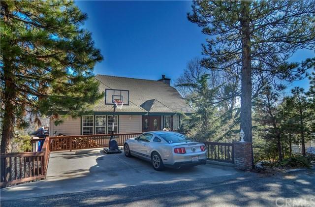 1119 St Bernard, Lake Arrowhead, CA 92352