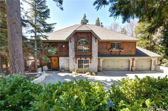 433 Cedar Ridge Dr, Lake Arrowhead, CA