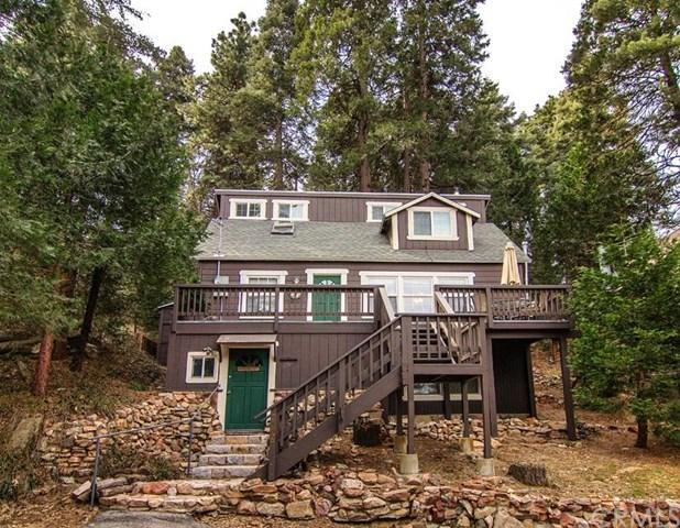 25627 Mid Ln, Twin Peaks CA 92391
