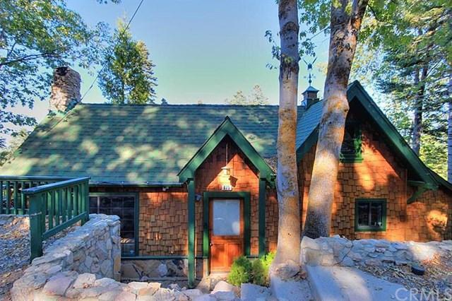 875 Lake View Ln, Twin Peaks CA 92391