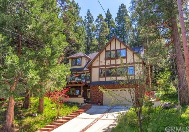 545 Pioneer Rd, Lake Arrowhead CA 92352