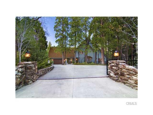 27704 High Knoll Rd, Lake Arrowhead CA 92352