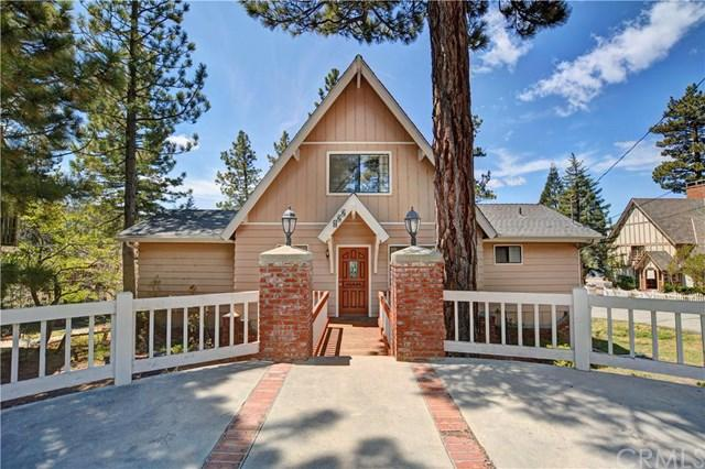 122 N Eagle Dr, Big Bear Lake CA 92315