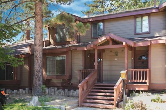 773 Cienega #APT B, Big Bear Lake CA 92315