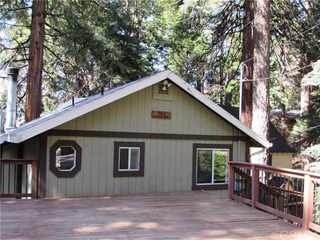 862 Oakmont Lane, Lake Arrowhead, CA 92352