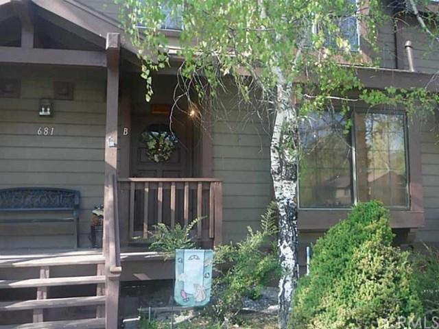 681 Cienega Rd #B Big Bear Lake, CA 92315