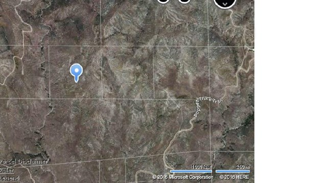 0 40 Acres Poppet Truck Trail, Banning, CA
