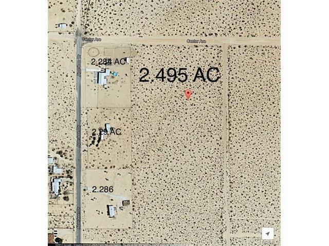 0 Bellflower, Joshua Tree, CA 92252