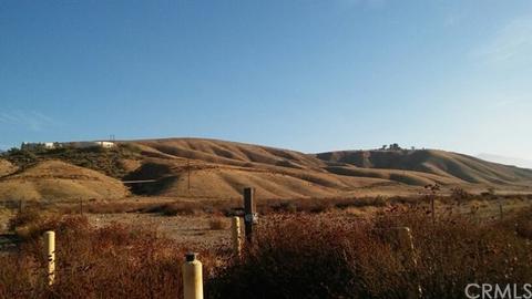 0 Wilson Sunset, Banning, CA 92220