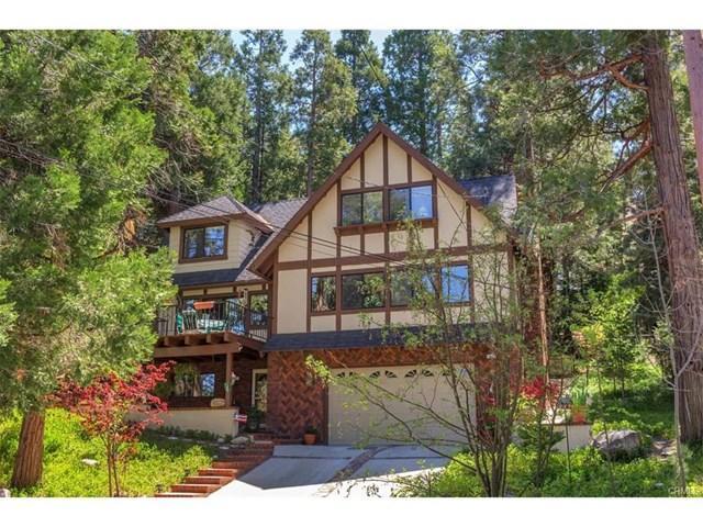 545 Pioneer Rd, Lake Arrowhead, CA 92352
