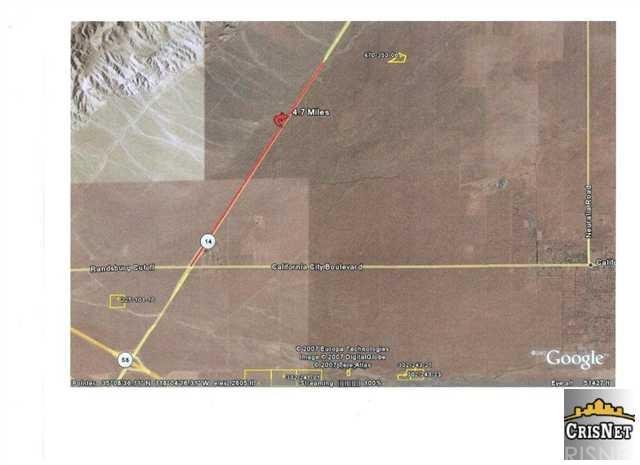 0 Sage Stwashburn Blvdpacific Rail Road, Mojave, CA 93560