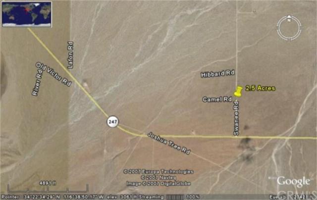 0 Swanee Rd, Landers, CA 92356