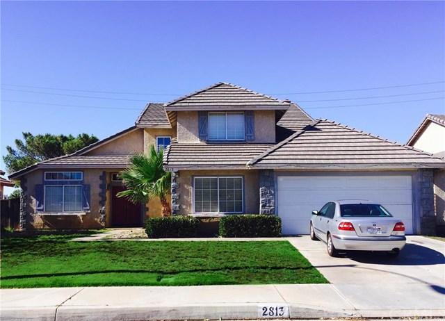 2813 Sandstone Ct, Palmdale, CA