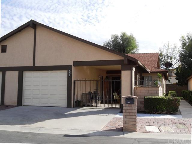 638 W Villa Chaparral Rd, San Jacinto, CA