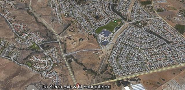 0 Corona Of La Sierra And El Sobrante, Riverside, CA
