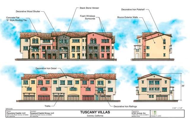 60 Townhome Project On Corona Ave, Corona, CA 92879