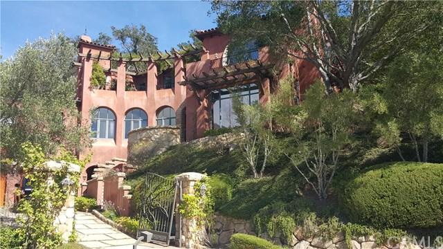 1740 Las Canoas Rd, Santa Barbara CA 93105