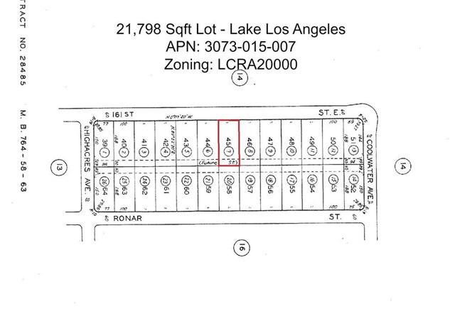 45 Lot, Los Angeles, CA 90057