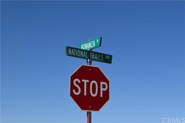 0 Bonanza National Trails Nearby, Helendale, CA 92342