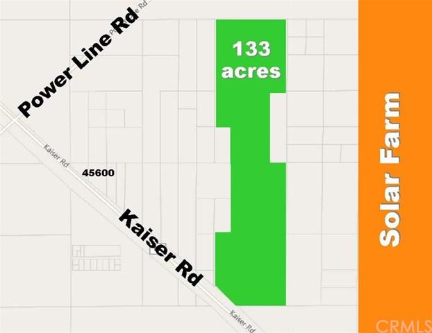 0 Kaiser Road, Desert Center, CA 92239