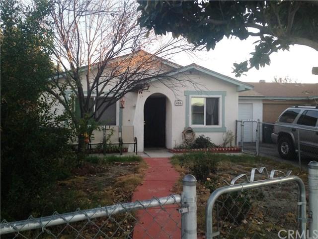 486 E Evans St, San Jacinto, CA