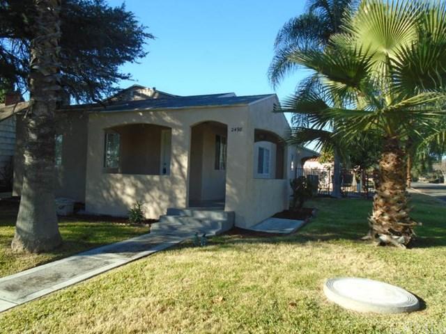 2498 Lincoln Dr, San Bernardino, CA