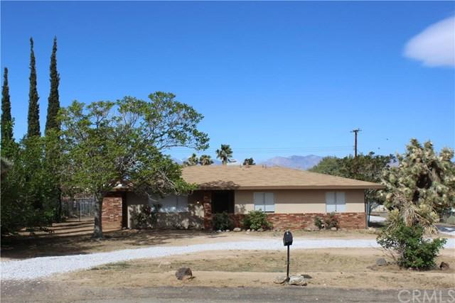 7638 Balsa Ave, Yucca Valley CA 92284
