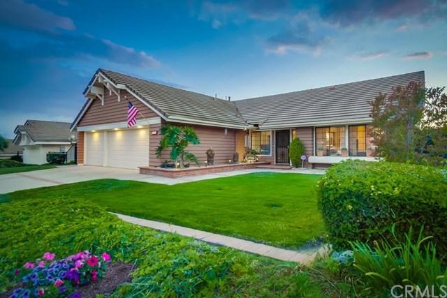 2668 N Vista Glen Rd, Orange, CA