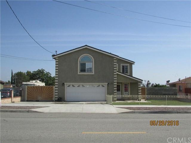 15853 Curtis Avenue, Fontana, CA 92336
