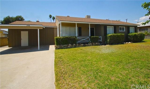 3326 N Fairfax Dr, San Bernardino, CA