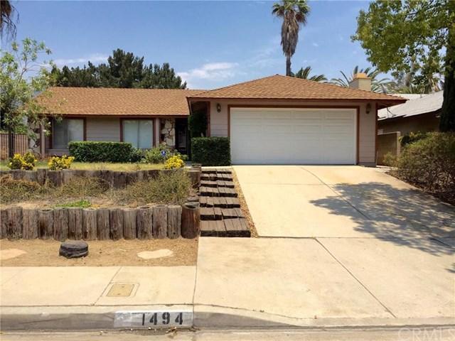1494 Creekside Dr San Bernardino, CA 92407