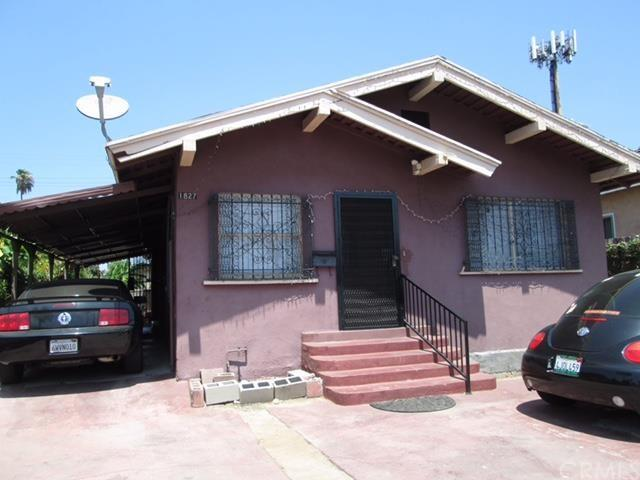 1827 W Jefferson Blvd, Los Angeles, CA 90018