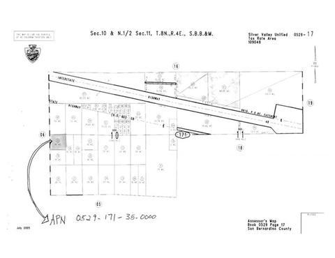 0 Newberry Springs Pl, Newberry Springs, CA 92365